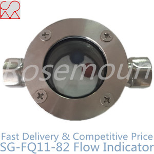 Hot Stainless Steel Sight Glass Flow Indicator for Oil