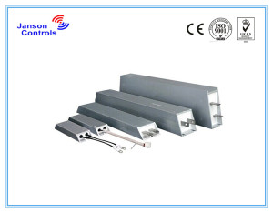 High Power Ceramic Tube Wirewound Resistor with Mounting/Load Resistors