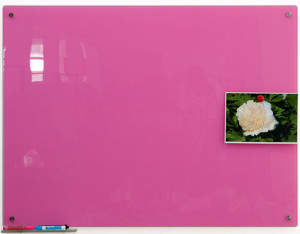 Decorative Glass Dry Erase Boards SGS EU Standard