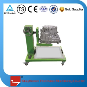 Educational Equipment Automatic Transmission Disassembling Flip Frame