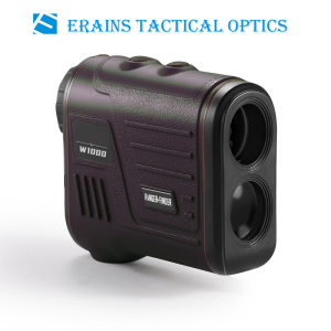 Erains Tac Optics W600s 6X22 600m Long Distance Hunting Laser Golf Range Finder Range Speed Measurem