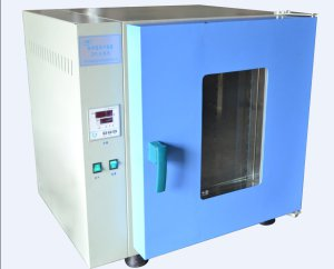 High Temperature Blast Drying Oven 300o C