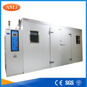 Fast Change Rate Chamber for Temperature Cycle Test (ASLi Factory)