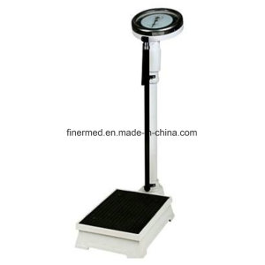 Medical Dial Mechanical Height Weight Weighing Scale
