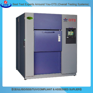 Thermal Shock Hot Cold Test Chamber Driving Force Temperature Equipment