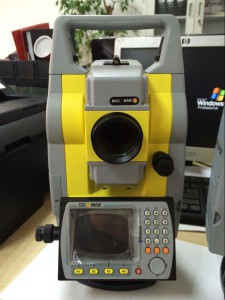 Geomax Zoom 35 PRO Total Station