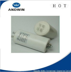 Metallized Polypropylene Film AC Capacitor Cbb60 Electronic Component
