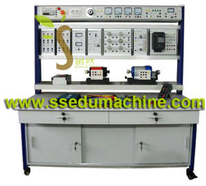 Power Electronics Trainer Didactic Equipment Teaching Equipment Educational Equipment