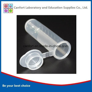 Best Sale 5ml Round Bottom Centrifuge Tube with Graduation and Snap Cap