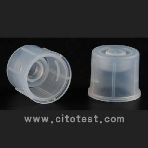 Plastic Test Tube Stoppers & Caps (4070-5012)