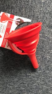 New Design Silicone Collapsible Expandable Funnel