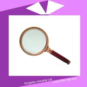 Customized Simple Magnifier Magnifying Glass for Gift (KHA-011)